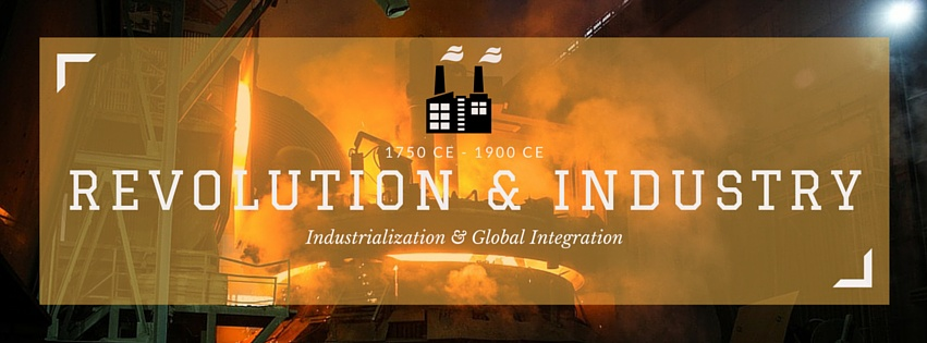 Unit 5 - Industry and Revolution