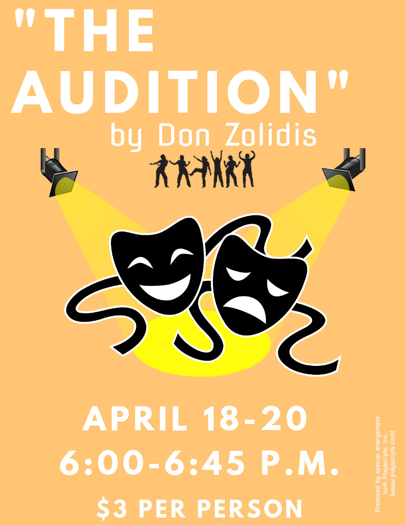 The Audition Flier