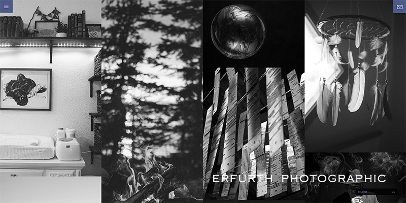 Erfurth Photographic - my photography website.